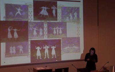 """TEXT and VIDEO """"Performative Writing"""" by Hanna Järvinen"""
